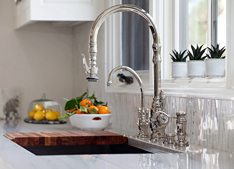 Superior Waterstone Faucets International | American Made Kitchen Faucets ...