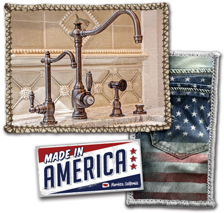 WATERSTONE MADE IN THE USA